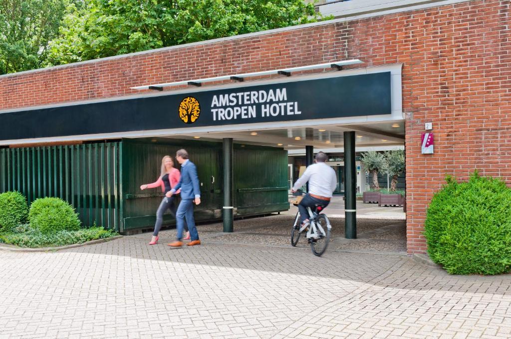 Amsterdam Tropenhotel